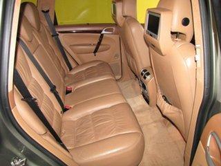 2007 Porsche Cayenne Turbo Wagon.