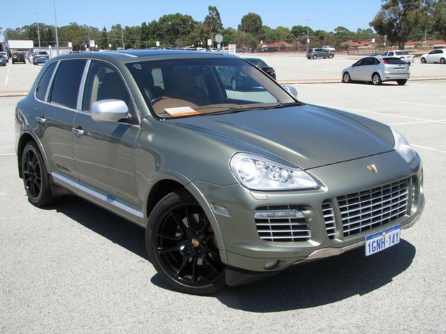 Used Porsche Cayenne Turbo, Maddington, 2007 Porsche Cayenne Turbo Wagon