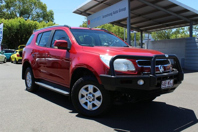 Used Holden Colorado 7 LT, Toowoomba, 2015 Holden Colorado 7 LT Wagon