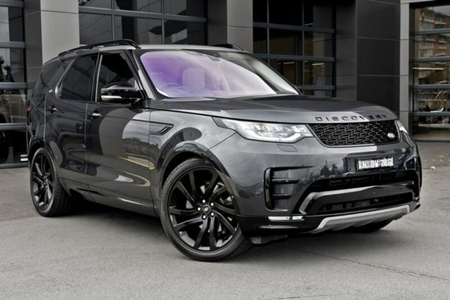 Used Land Rover Discovery TD6 HSE Luxury, Artarmon, 2017 Land Rover Discovery TD6 HSE Luxury Wagon