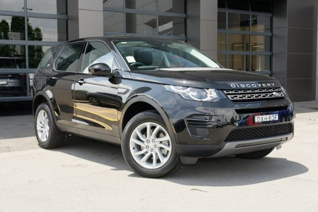 Used Land Rover Discovery Sport TD4 110kW SE, Artarmon, 2017 Land Rover Discovery Sport TD4 110kW SE Wagon