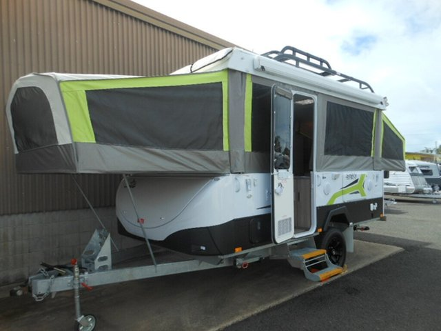 Discounted Used Jayco Swan Outback, Pialba, 2017 Jayco Swan Outback Camper Trailer