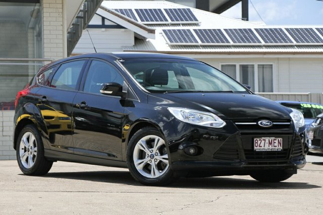 Used Ford Focus Trend PwrShift, Indooroopilly, 2012 Ford Focus Trend PwrShift Hatchback