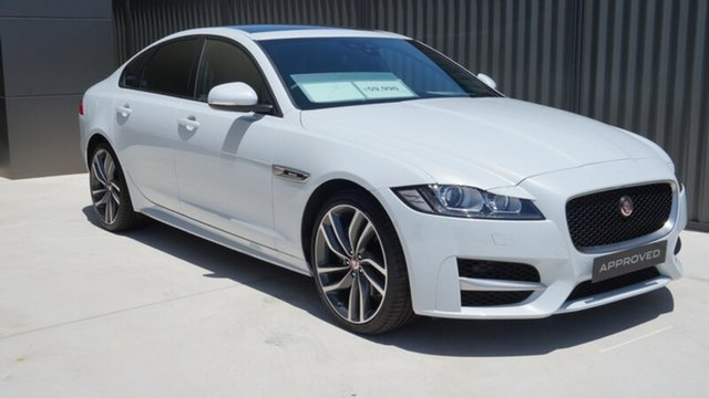 Used Jaguar XF 20d R-Sport, Port Macquarie, 2016 Jaguar XF 20d R-Sport Sedan