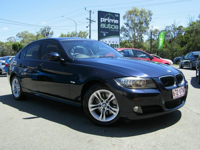 Used BMW 320d Executive, Underwood, 2009 BMW 320d Executive Sedan