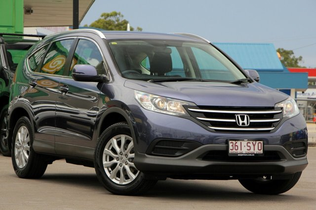 Discounted Used Honda CR-V VTi 4WD, Caloundra, 2012 Honda CR-V VTi 4WD Wagon