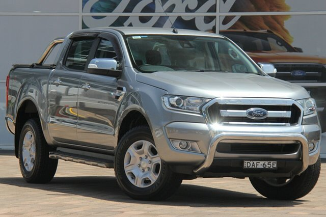 Discounted Used Ford Ranger XLT Double Cab, Narellan, 2015 Ford Ranger XLT Double Cab Utility
