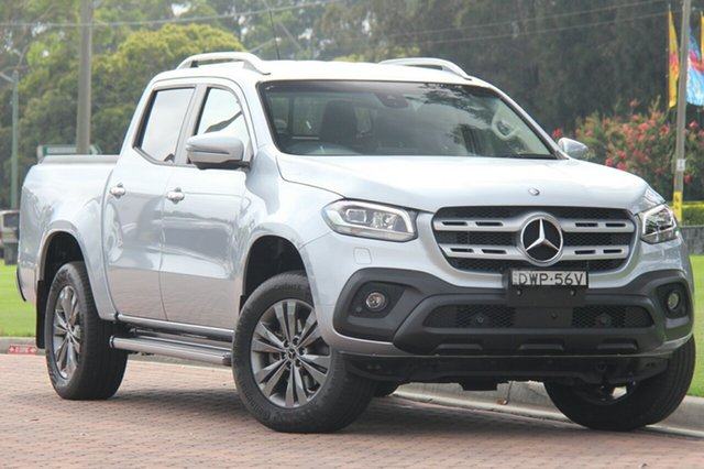 Discounted Demonstrator, Demo, Near New Mercedes-Benz X-Class X250d 4MATIC Progressive, Southport, 2018 Mercedes-Benz X-Class X250d 4MATIC Progressive Utility