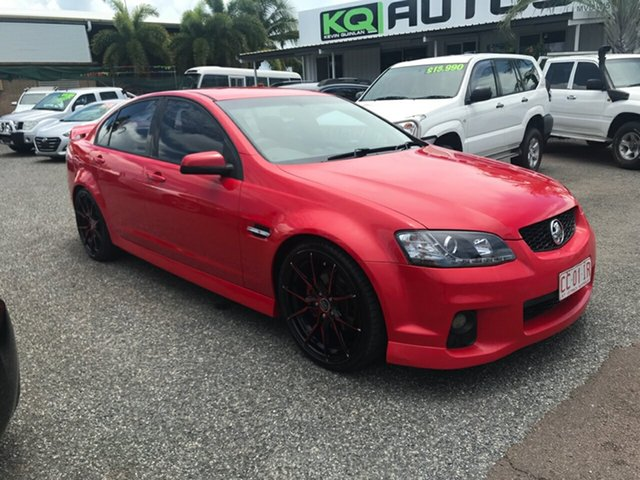 Used Holden Commodore SV6, Winnellie, 2011 Holden Commodore SV6 Sedan