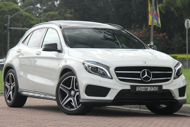 Discounted Used Mercedes-Benz GLA 250 4MATIC DCT 4MATIC, Southport, 2016 Mercedes-Benz GLA 250 4MATIC DCT 4MATIC SUV