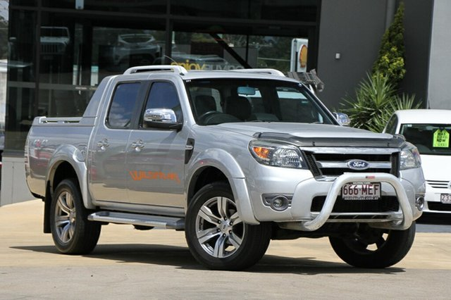 Used Ford Ranger Wildtrak Crew Cab, Indooroopilly, 2009 Ford Ranger Wildtrak Crew Cab Utility