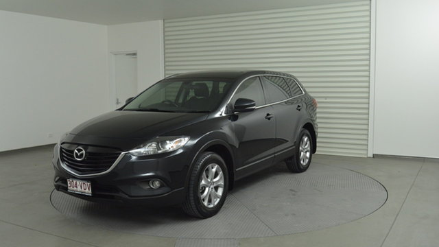 Used Mazda CX-9 Luxury Activematic, Southport, 2014 Mazda CX-9 Luxury Activematic Wagon