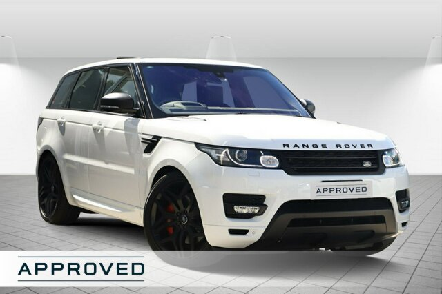 Discounted Used Land Rover Range Rover Sport V8SC CommandShift HSE Dynamic, Gardenvale, 2016 Land Rover Range Rover Sport V8SC CommandShift HSE Dynamic Wagon