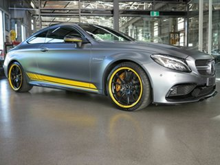 2017 Mercedes-Benz C63 AMG SPEEDSHIFT MCT S Coupe.