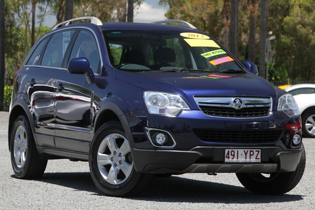 Used Holden Captiva 5, Beaudesert, 2012 Holden Captiva 5 Wagon