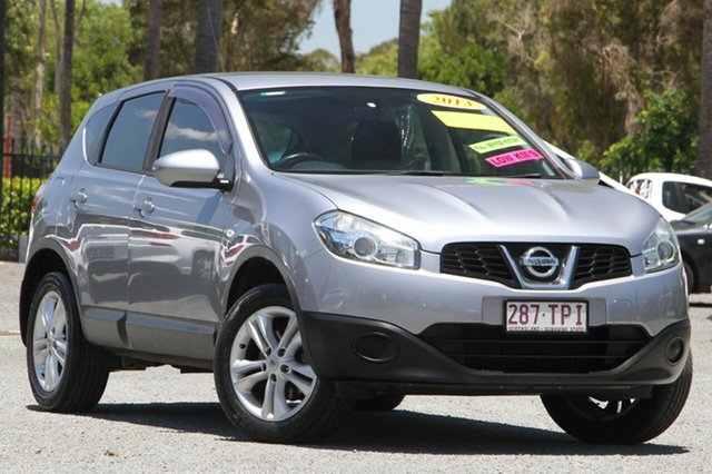 Used Nissan Dualis ST Hatch 2WD, Beaudesert, 2013 Nissan Dualis ST Hatch 2WD Hatchback