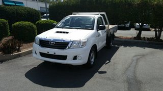 Used Toyota Hilux SR 4x2, Acacia Ridge, 2014 Toyota Hilux SR 4x2 KUN16R MY14 Cab Chassis