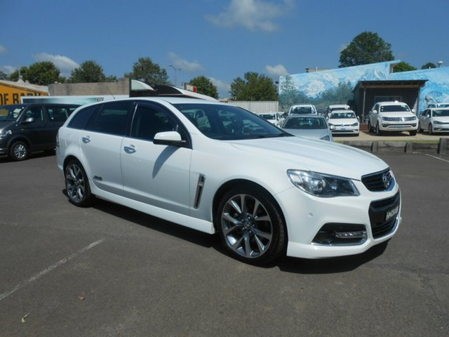 Used Holden Commodore SS V Sportwagon, Nowra, 2013 Holden Commodore SS V Sportwagon Wagon