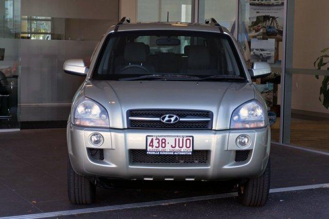 Used Hyundai Tucson City, Southport, 2006 Hyundai Tucson City Wagon