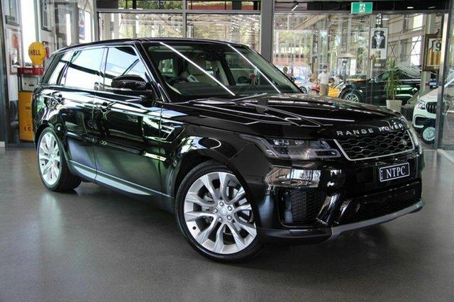 Used Land Rover Range Rover Sport TdV6 CommandShift SE, North Melbourne, 2018 Land Rover Range Rover Sport TdV6 CommandShift SE Wagon