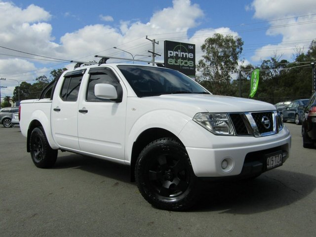 Used Nissan Navara RX (4x4), Underwood, 2014 Nissan Navara RX (4x4) Dual Cab Pick-up