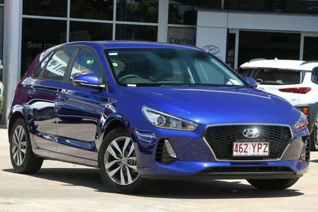 Demonstrator, Demo, Near New Hyundai i30 Active, Beaudesert, 2018 Hyundai i30 Active Hatchback