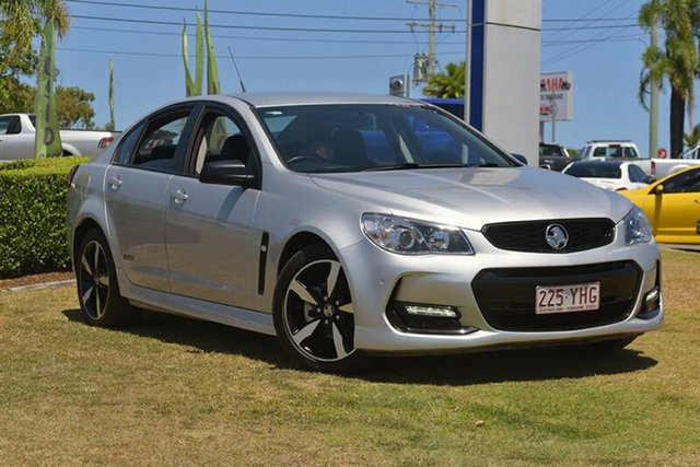 Discounted Used Holden Commodore SV6 Black, Southport, 2016 Holden Commodore SV6 Black Sedan