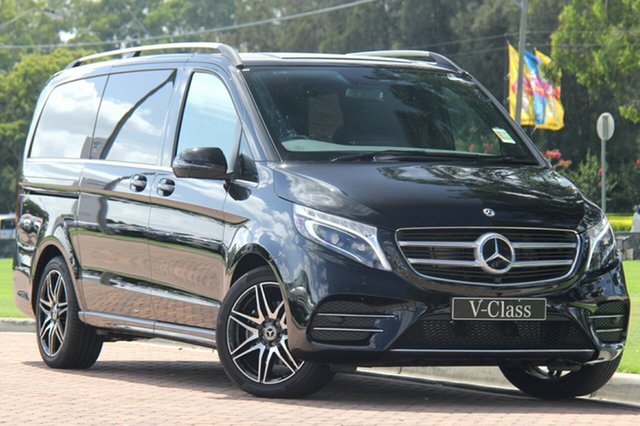 Discounted New Mercedes-Benz V250 d 7G-TRONIC + Avantgarde, Southport, 2018 Mercedes-Benz V250 d 7G-TRONIC + Avantgarde Wagon