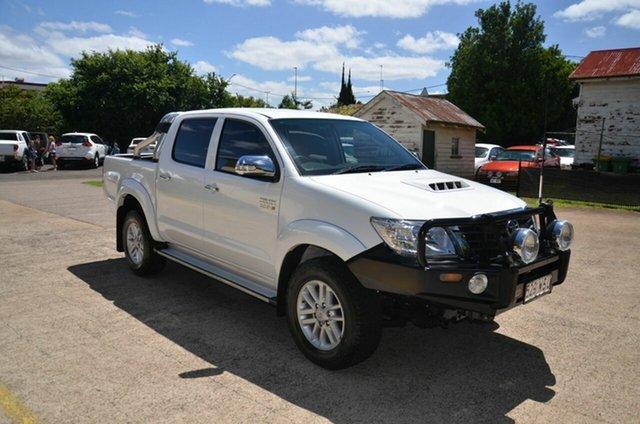 Used Toyota Hilux SR5 (4x4), Toowoomba, 2013 Toyota Hilux SR5 (4x4) Dual Cab Pick-up