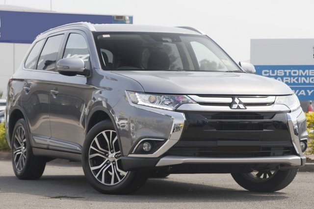 Used Mitsubishi Outlander LS 2WD, Beaudesert, 2018 Mitsubishi Outlander LS 2WD Wagon