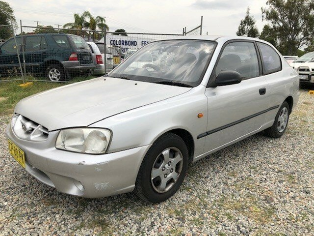 Used Hyundai Accent GL, Kingston, 2002 Hyundai Accent GL Sedan