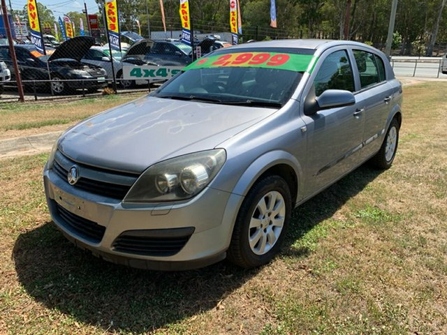 Used Holden Astra CD, Clontarf, 2005 Holden Astra CD Hatchback