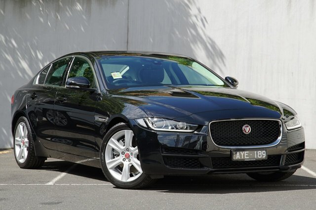 Demonstrator, Demo, Near New Jaguar XE 20T Prestige, Malvern, 2018 Jaguar XE 20T Prestige Sedan