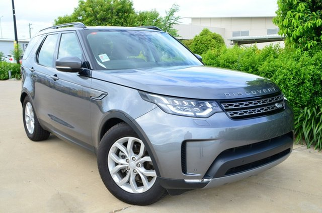 New Land Rover Discovery SD4, Townsville, 2018 Land Rover Discovery SD4 Wagon