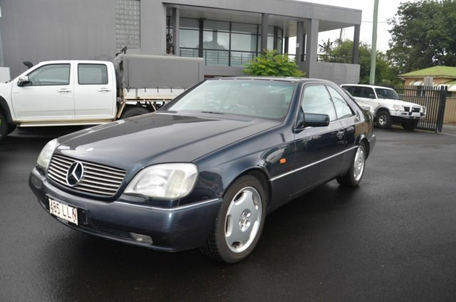 Used Mercedes-Benz S430, Toowoomba, 2000 Mercedes-Benz S430 Sedan