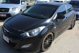 2012 Hyundai i30 Active Hatchback.