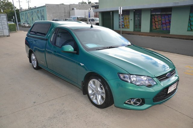 Used Ford Falcon XR6, Toowoomba, 2013 Ford Falcon XR6 Utility