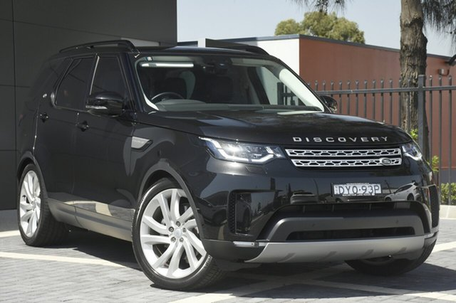 Demonstrator, Demo, Near New Land Rover Discovery SD4 HSE, Southport, 2017 Land Rover Discovery SD4 HSE SUV