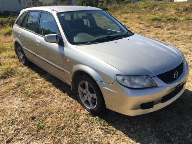 Used Mazda 323 Astina, Kingston, 2003 Mazda 323 Astina Hatchback