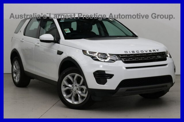 Discounted Demonstrator, Demo, Near New Land Rover Discovery Sport TD4 132kW SE, Alexandria, 2018 Land Rover Discovery Sport TD4 132kW SE Wagon