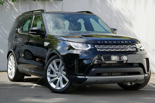 Demonstrator, Demo, Near New Land Rover Discovery SD6 HSE, Malvern, 2018 Land Rover Discovery SD6 HSE Wagon