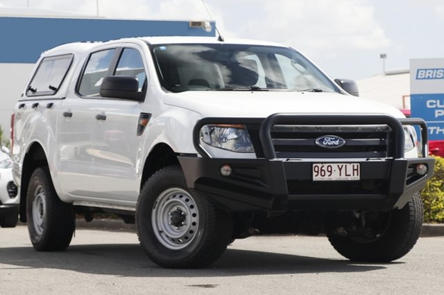 Used Ford Ranger XL Double Cab, Beaudesert, 2015 Ford Ranger XL Double Cab Utility