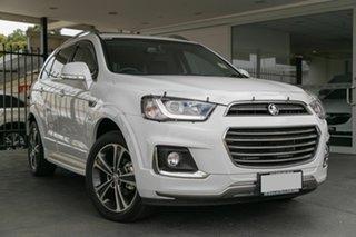 Demonstrator, Demo, Near New Holden Captiva 7 LTZ (awd) (5YR), Oakleigh, 2018 Holden Captiva 7 LTZ (awd) (5YR) CG MY18 Wagon