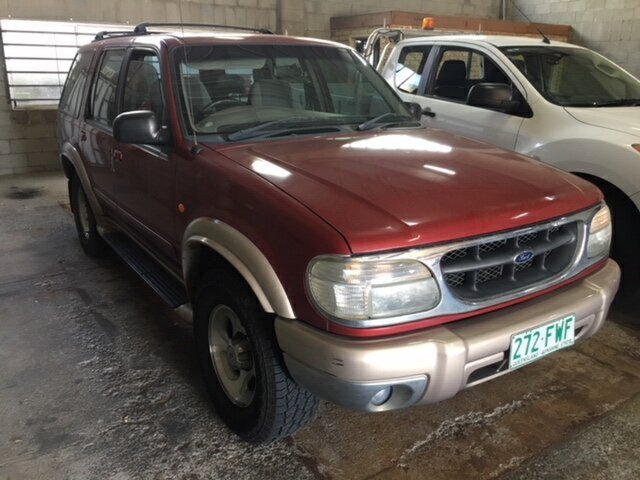 Used Ford Explorer XLT(4X4), Kingston, 1999 Ford Explorer XLT(4X4) Wagon
