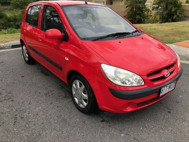 Used Hyundai Getz, Kingston, 2008 Hyundai Getz Hatchback