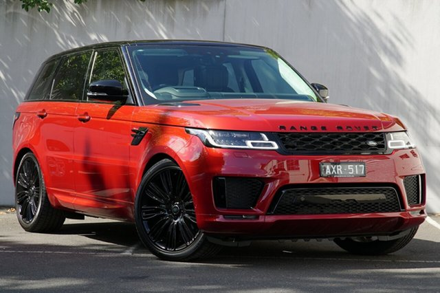 Demonstrator, Demo, Near New Land Rover Range Rover Sport SDV6 CommandShift Autobiography Dynamic, Malvern, 2017 Land Rover Range Rover Sport SDV6 CommandShift Autobiography Dynamic Wagon