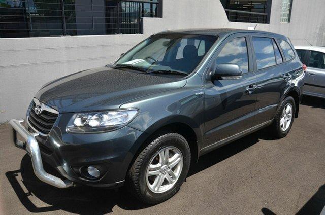 Used Hyundai Santa Fe SLX CRDi (4x4), Toowoomba, 2011 Hyundai Santa Fe SLX CRDi (4x4) Wagon