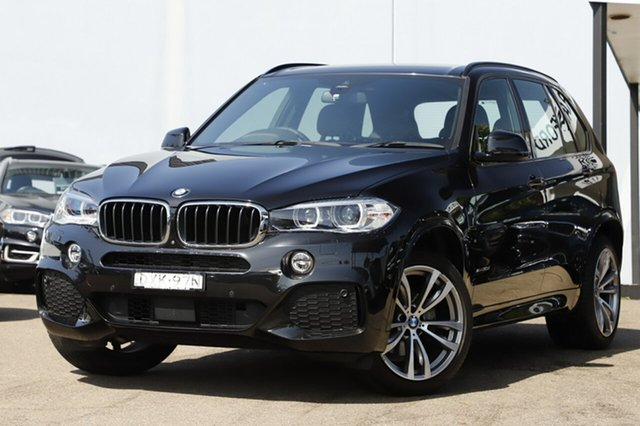 Used BMW X5 xDrive 30D, Brookvale, 2017 BMW X5 xDrive 30D Wagon
