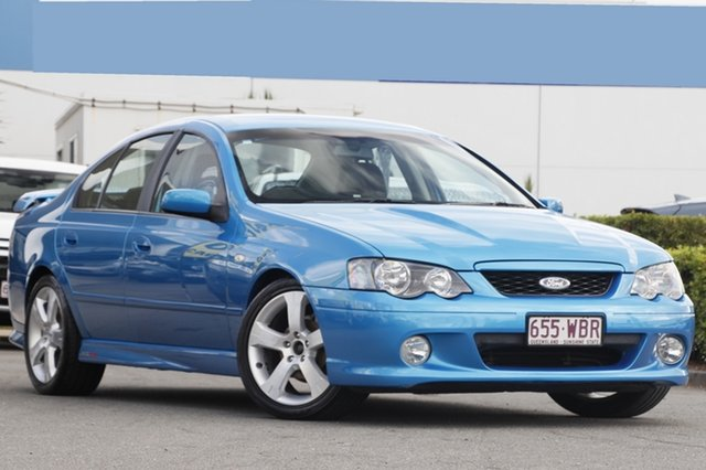 Used Ford Falcon XR8, Bowen Hills, 2003 Ford Falcon XR8 Sedan