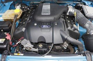 2003 Ford Falcon XR8 Sedan.